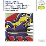 "Tamás Vásáry Rachmaninov: ""Paganini"" Rhapsody; 6 Preludes; ""Corelli"" Variations"