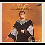 Nicolai Ghiaurov Nicolai Ghiaurov - Great Scenes From Verdi Operas