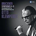 Otto Klemperer Bruckner: Symphonies 4-9