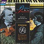 Peter Frankl Brahms / Schumann: Piano Quintets