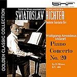 Sviatoslav Richter Mozart: Piano Concerto No. 20 In D Minor, Kv. 466