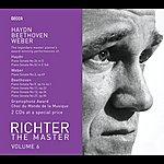 Sviatoslav Richter Richter Plays Haydn/Weber/Beethoven (2 Cds)