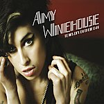 Amy Winehouse Tears Dry On Their Own (2 Track International Wallet)