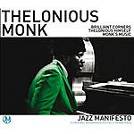 Thelonious Monk Brilliant Corners/ Thelonious Himself/ Monks Music