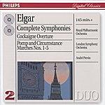 Royal Philharmonic Orchestra Elgar: The Symphonies; The Pomp & Circumstance Marches; Cockaigne (2 Cds)