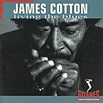 James Cotton Living The Blues