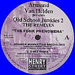 Armand Van Helden The Funk Phenomena Remixes Pt. 2 Remastered
