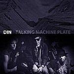 Din Talking Machine Plate