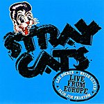 Stray Cats Live In Europe - Brussels 7/6/04