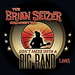 The Brian Setzer Orchestra Don't Mess With A Big Band (Live)