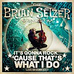 The Brian Setzer Orchestra It's Gonna Rock...'cause That's What I Do