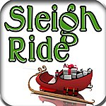 Christmas The Sleigh Ride, Christmas Classic Song (Feat. Public Domain Royalty Free Music)
