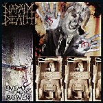 Napalm Death Enemy Of The Music Business + Leaders Not Followers