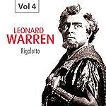 Leonard Warren Leonard Warren, Vol. 4 (1950)