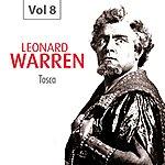 Leonard Warren Leonard Waren, Vol. 8 (1956)