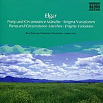 Adrian Leaper Elgar: Enigma Variations / Pomp And Circumstances Marches, Nos. 1-5