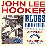 John Lee Hooker Blues Brother