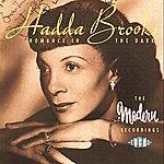 Hadda Brooks Romance In The Dark