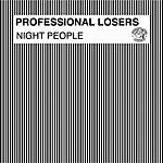 Professional Losers Night People (4-Track Maxi-Single)