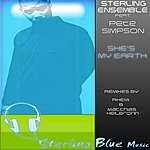 Sterling She's My Earth (Featuring Pete Simpson)