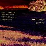 Heinrich Hollreiser Tchaikovsky: Piano Concerto / Saint-Saens: Pi