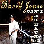 David Jones Can't Breathe (Feat. V-Key) - Single