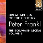 Peter Frankl Peter Frankl - The Schumann Recital Vol.2: Great Artists Of The Century