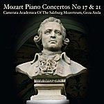 Géza Anda Mozart: Piano Concertos No 17 & 21