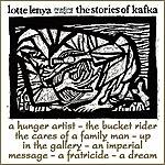 Lotte Lenya The Stories Of Kafka