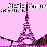 Maria Callas Callas A Paris