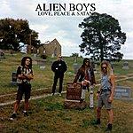 Alien Boys Love, Peace & Satan