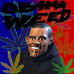 White Bread Obama Weed
