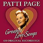 Patti Page Greatest Love Songs - 60 Original Recordings