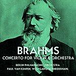 Wolfgang Schneiderhan Brahms Concerto For Violin & Orchestra