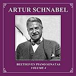 Artur Schnabel Beethoven Piano Sonatas, Vol.4