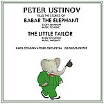 Peter Ustinov Babar The Elephant & The Little Tailor