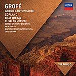 Detroit Symphony Orchestra Grofé: Grand Canyon Suite; Copland: Billy The Kid; El Salón México