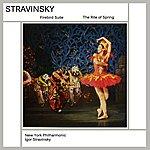 New York Philharmonic Stavinsky: Firebird Suite