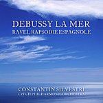 Czech Philharmonic Orchestra Debussy: La Me/ Ravel: Rapsodie Espagnole