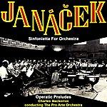 The Pro Arte Orchestra Janacek: Sinfonietta For Orchestra