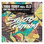 Todd Terry Todd Terry Presents Can You Feel It