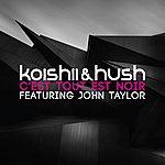 Koishii & Hush C'est Tout Est Noir (Feat. John Taylor)