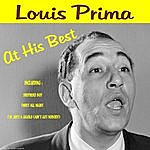 Louis Prima Louis Prima At His Best