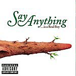 Say Anything ...Is A Real Boy
