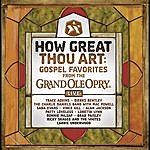 Sara Evans How Great Thou Art: Gospel Favorites Live From The Grand Ole Opry