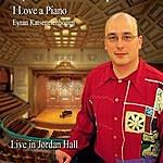 Eyran Katsenelenbogen I Love A Piano (Live)