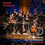 New York Philharmonic Respighi, Tchaikovsky