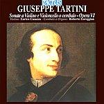 Enrico Casazza Tartini: Violin Sonatas