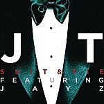 Justin Timberlake Suit & Tie Featuring Jay Z