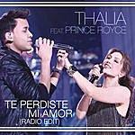 Thalía Te Perdiste Mi Amor